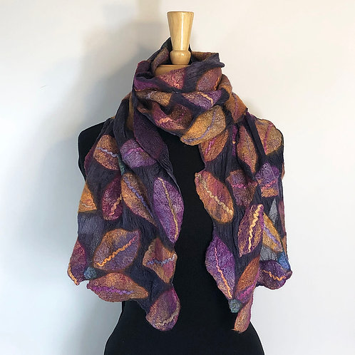 Muted Petals Scarf