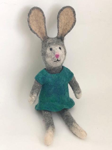 Seated Rabbit