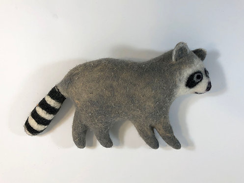 4 Legged Raccoon