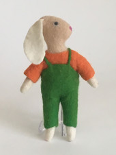 Rabbit with Green Pants