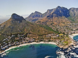 Clifton from air