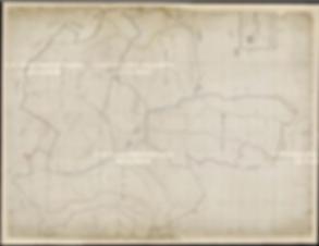 Plan cdastral Napoléonien d'Alba la Romaine - Archive départementale de l'Ardèche