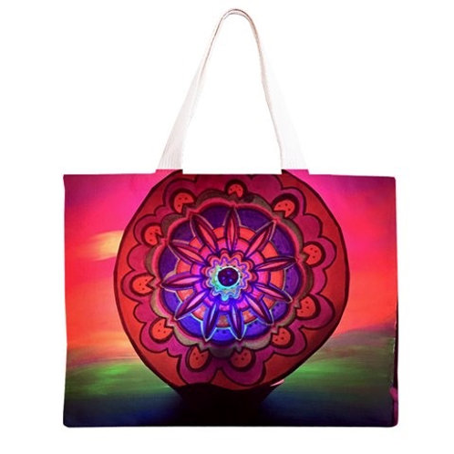 Mandala Tote for Music Note