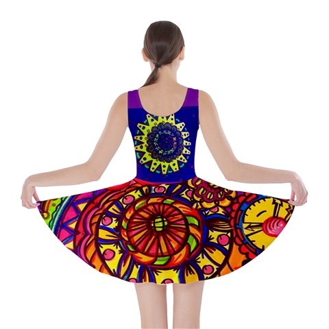 Mandala dress for Teen
