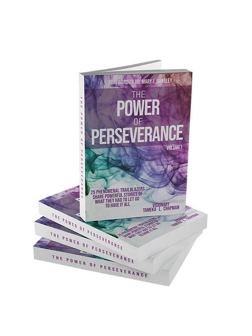 The Power of Perseverance Anthology