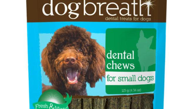 Dog Breath Dental Chews