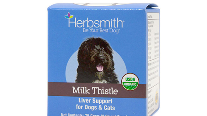 Milk Thistle   Liver Support for Dogs and Cats