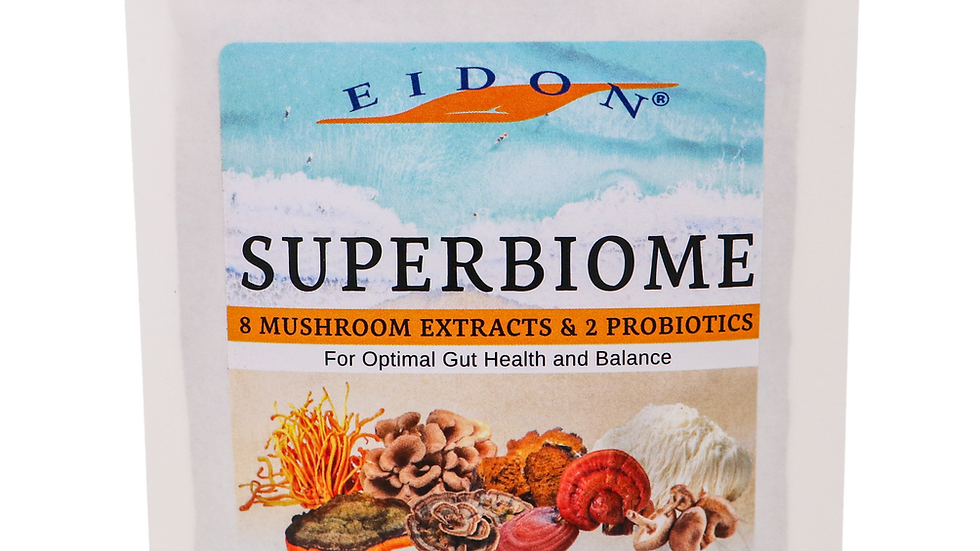 SuperBiome Mushrooms
