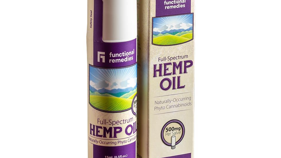 FR Whole- Plant Hemp Salve 1/2 oz