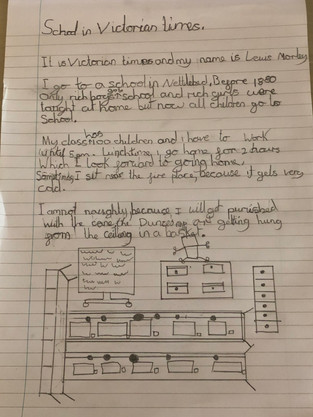 LEWIS'S ACCOUNT OF A SCHOOL CHILD IN VIC