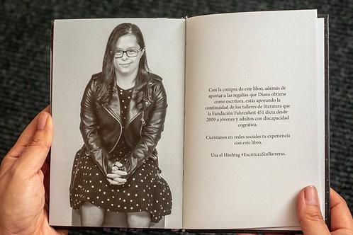 "Poemario ""Anochecer"" de Diana Molano"