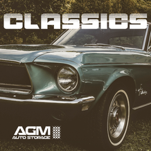 graphic design for agm classic cars