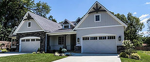 New-custom-townhome-model-home-available-in-Villas-of-Montgomery-community-built-by-Cincinnati-custom-homes-builder-the-Robert-Lucke-Group