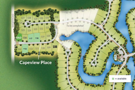 Map-of-Long-Cove,-a-luxury-custom-home-c