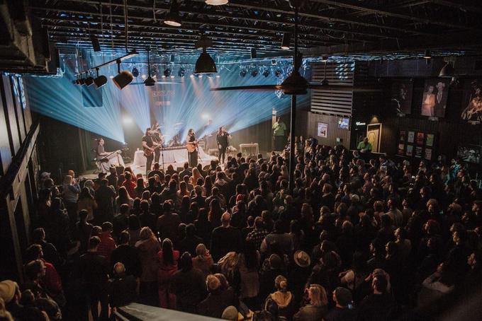 Bre Kennedy live show in Nashville Tenne
