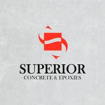 primary logo design for concrete company