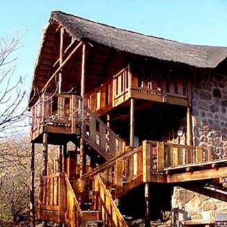Bushveld retreat 1 as built