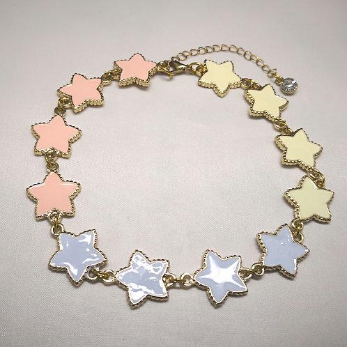 All stars collar