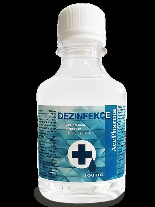 Dezinfekce 100 ml AcePharma