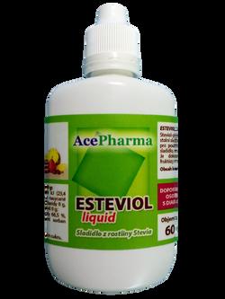 Esteviol liquid 60 ml PNG