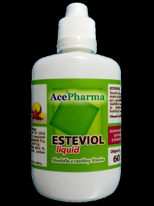 Esteviol liquid 60 ml