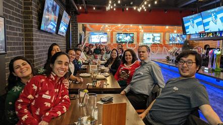 Happy Hour Mensal - Dezembro/2019