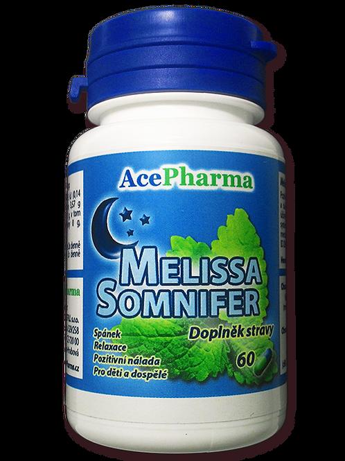 Melissa Somnifer cps 60X300 mg