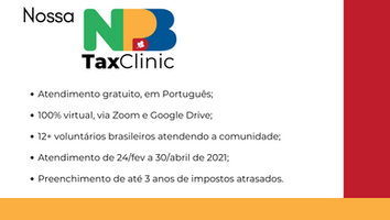 NPB Tax Clinic