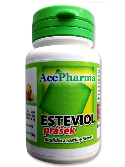Esteviol prášek 30g