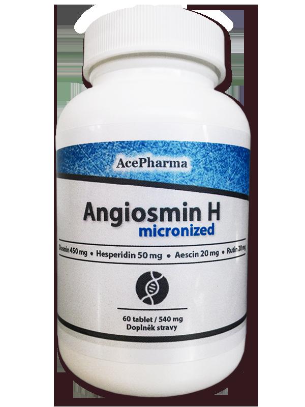 Angiosmin H micronized
