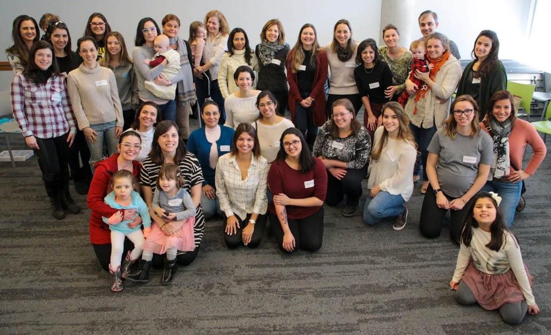 Maternidade no Canadá - Fev/2020