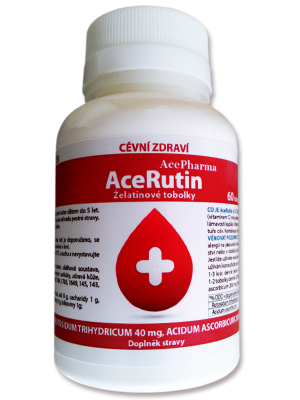 AceRutin 60X240mg