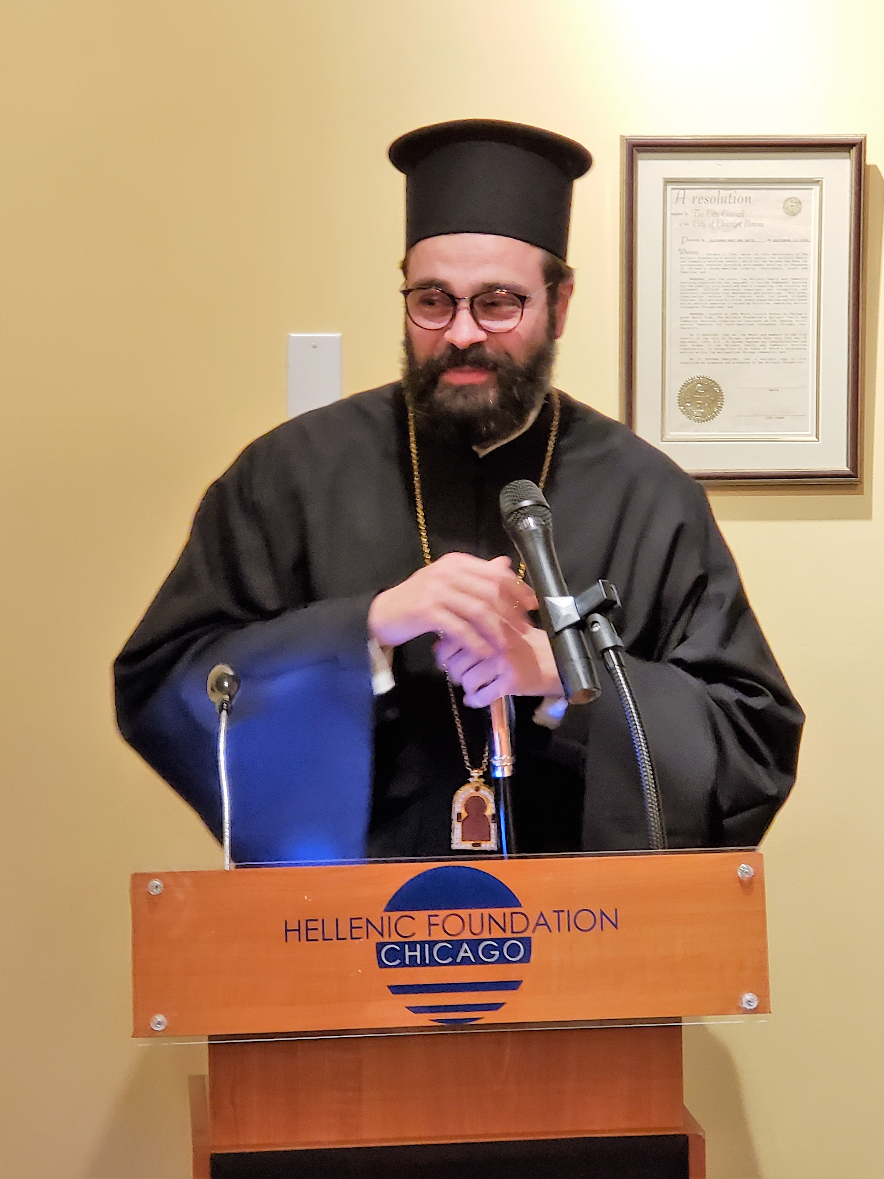 His Eminence Metropolitan Nathanael