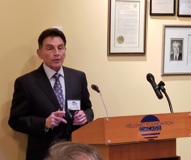 Peter Valessares, Executive Director