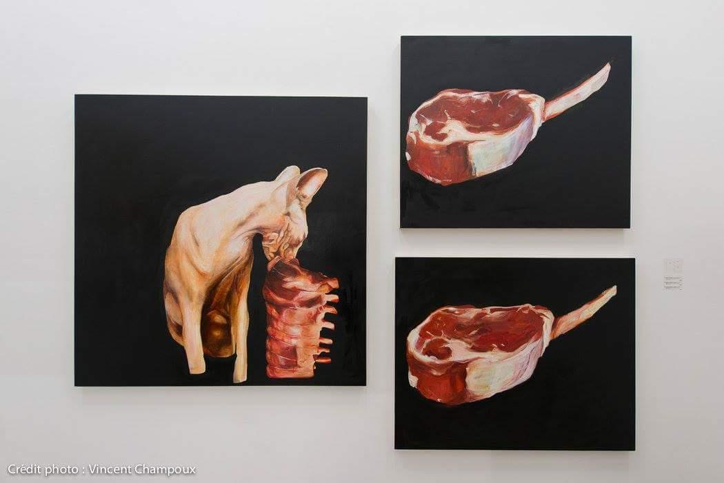 catherine mcinnis art viande sphinx
