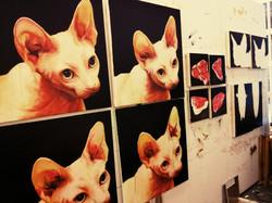 catherine mcinnis art sphinx studio