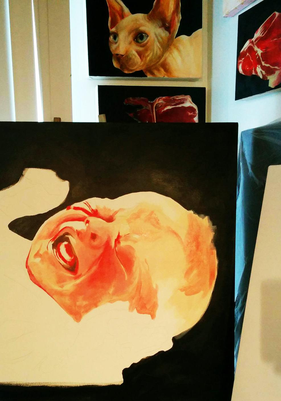 catherine mcinnis art newborn studio