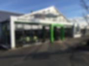 Skoda Autohaus Neudeck e.K. Wildetaube, Außenansicht