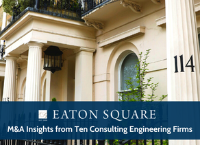 Here are 6 key takeaways from our chat with global Consulting Engineering firms