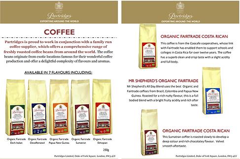 Partridges Coffees List Image.PNG