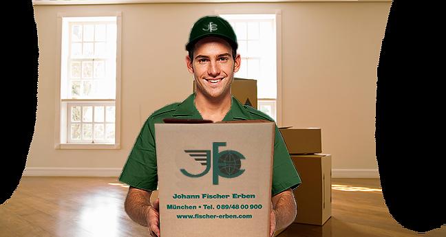 Johann Fischer Erben GmbH, Umzug München, Lager München, Umzüge München, Einlagerung München und Möbellager München 4