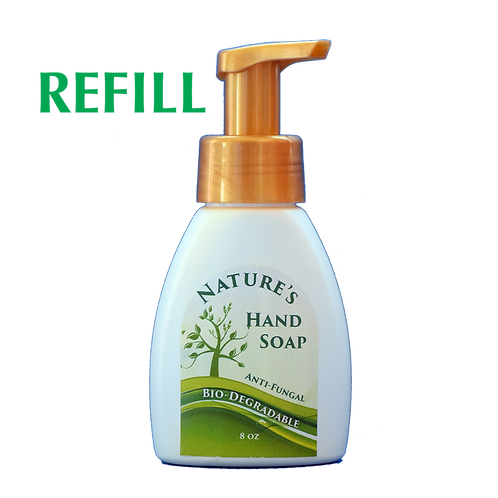 Nature's Hand Soap 7.5 oz Refill