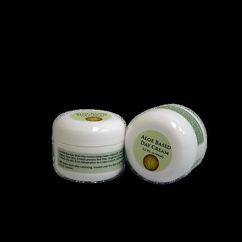 Aloe Based Day Cream 1.5 oz