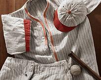 Vintage Baseball Uniform