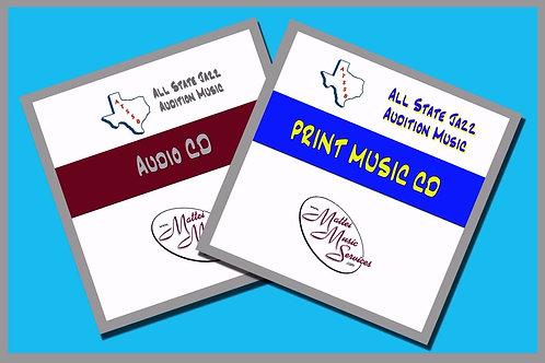 ATSSB All State Jazz Basic Order, Set A Download