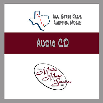 ATSSB All State Jazz Audio MP3 Files, Set A Download