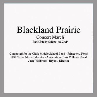 Blackland Prairie