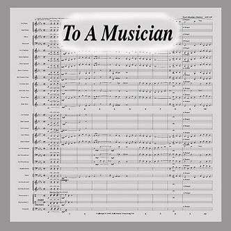To A Musician