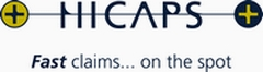 Hicaps for simple dental claims