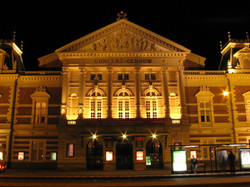 Late Night Friday Concertgebouw
